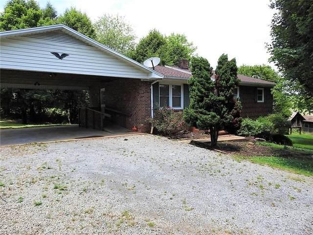 121 W Walker Road, Elkin, NC 28621 (MLS #979237) :: Berkshire Hathaway HomeServices Carolinas Realty