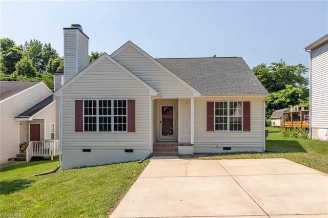 1814 Gordon Street, Greensboro, NC 27405 (MLS #979309) :: Berkshire Hathaway HomeServices Carolinas Realty