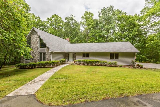 177 Cherokee Trail, Advance, NC 27006 (MLS #979310) :: Berkshire Hathaway HomeServices Carolinas Realty
