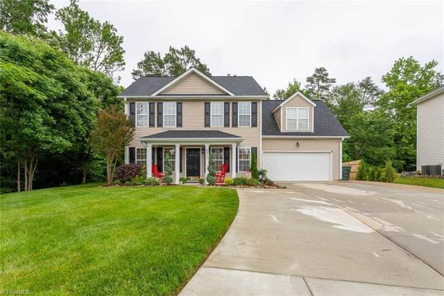 2450 Greenview Drive, Graham, NC 27253 (MLS #979317) :: Team Nicholson