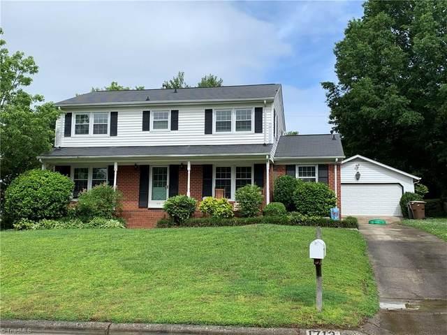 1713 Friar Tuck Road, Greensboro, NC 27408 (MLS #979330) :: Team Nicholson