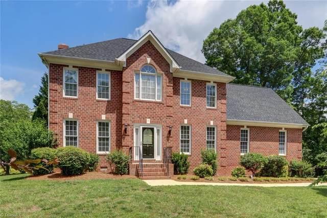 3306 Morris Farm Drive, Jamestown, NC 27282 (#979334) :: Premier Realty NC