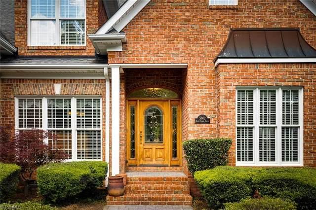 5802 Blue Heron Drive, Greensboro, NC 27455 (MLS #979358) :: Ward & Ward Properties, LLC