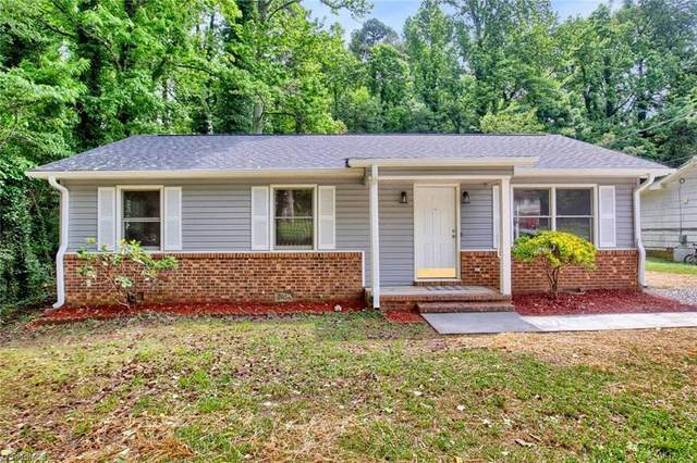 837 Dogwood Circle, High Point, NC 27260 (MLS #979360) :: Ward & Ward Properties, LLC
