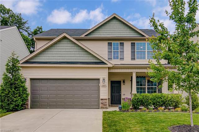 3857 Crestwell Cove Court, Winston Salem, NC 27103 (MLS #979367) :: Team Nicholson