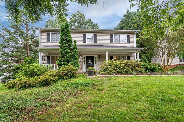 4507 Southport Road, Greensboro, NC 27410 (#979369) :: Premier Realty NC