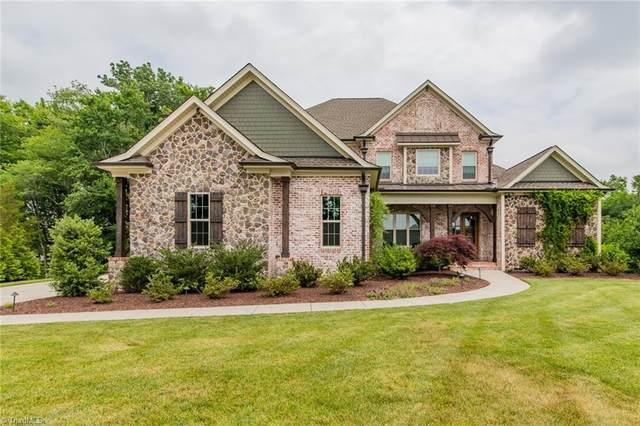 6810 River Farm Drive, Oak Ridge, NC 27310 (MLS #979370) :: Berkshire Hathaway HomeServices Carolinas Realty