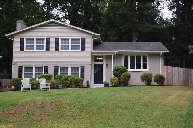 2902 Robin Hood Drive, Greensboro, NC 27408 (MLS #979381) :: Team Nicholson