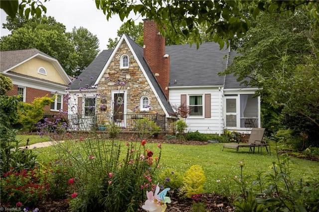 2356 Rosewood Avenue, Winston Salem, NC 27103 (#979382) :: Premier Realty NC