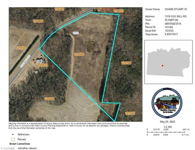 1316 Cox Mill Road, Yadkinville, NC 27055 (MLS #979397) :: Team Nicholson