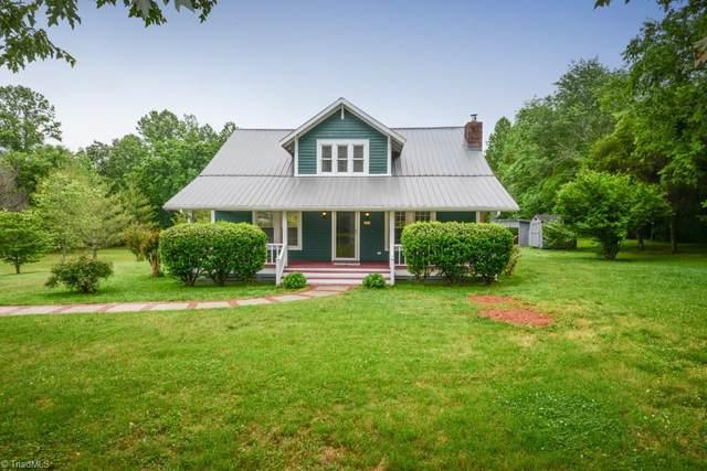 674 Ben Lee Road, Thomasville, NC 27360 (MLS #979405) :: Ward & Ward Properties, LLC