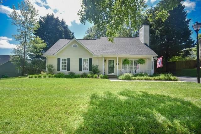 1172 Tremont Drive, Rural Hall, NC 27045 (MLS #979409) :: Team Nicholson