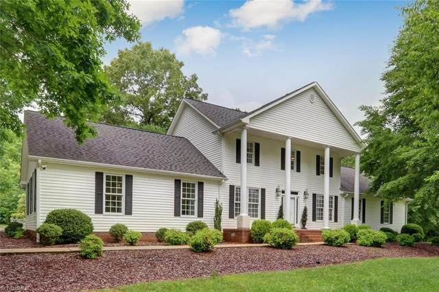 1452 High Rock Road, Gibsonville, NC 27249 (#979415) :: Premier Realty NC
