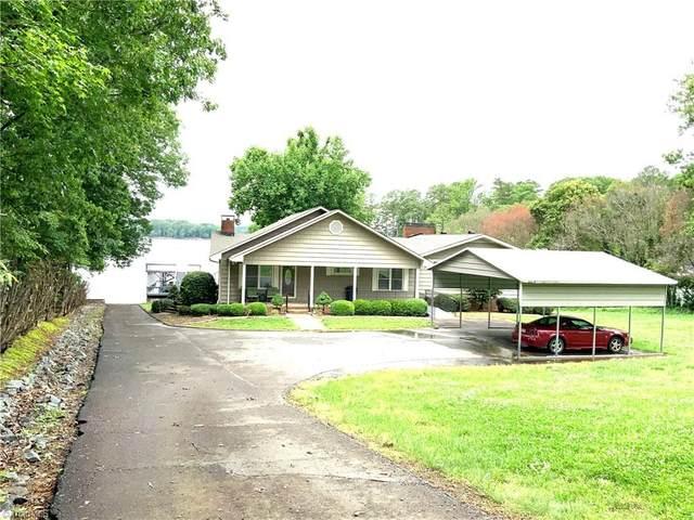 214 Whippor-Will Drive, New London, NC 28127 (MLS #979486) :: Ward & Ward Properties, LLC