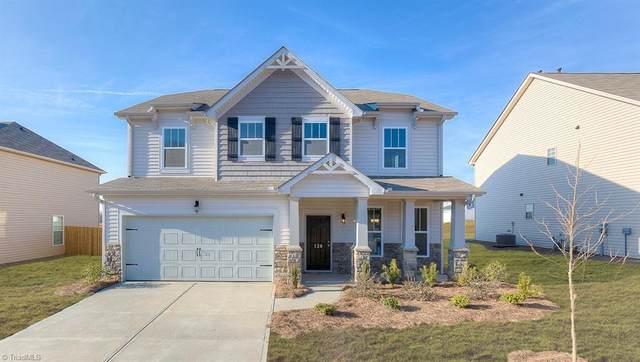 134 Ashbourne Terrace, Stokesdale, NC 27357 (MLS #979487) :: Ward & Ward Properties, LLC
