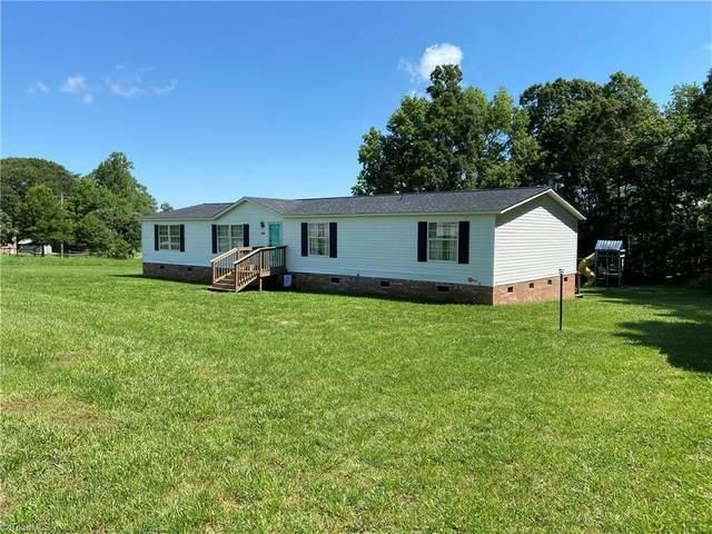 1728 Smith Adkins Road, Liberty, NC 27298 (MLS #979492) :: Ward & Ward Properties, LLC