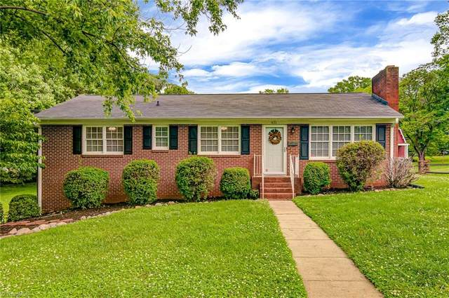 421 Mclean Avenue, Winston Salem, NC 27127 (MLS #979515) :: Team Nicholson