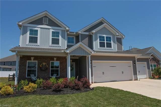 9 Cloverfield Court, Greensboro, NC 27406 (MLS #979531) :: Ward & Ward Properties, LLC
