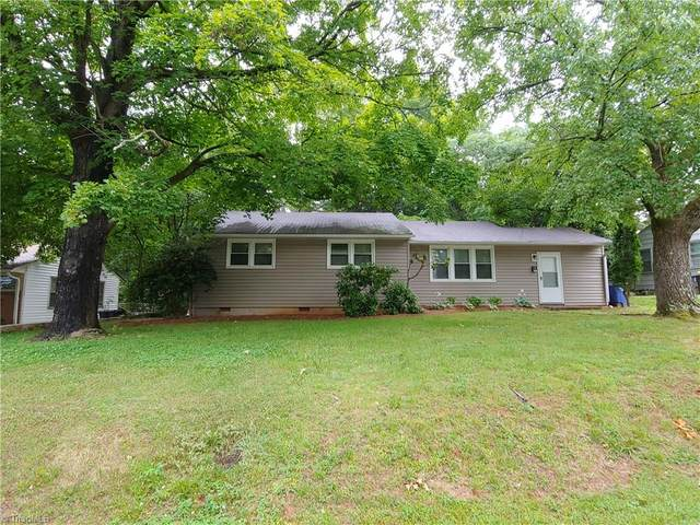 2863 Hermitage Drive, Winston Salem, NC 27103 (MLS #979535) :: Team Nicholson