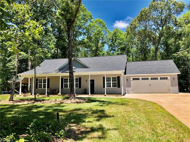 533 Deadmon Road, Mocksville, NC 28028 (MLS #979541) :: Berkshire Hathaway HomeServices Carolinas Realty