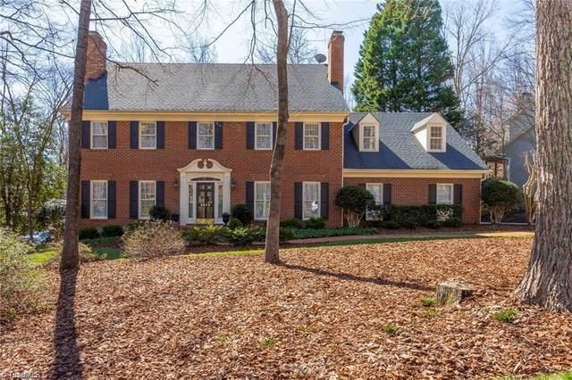 3915 Hazel Lane, Greensboro, NC 27408 (MLS #979542) :: Lewis & Clark, Realtors®
