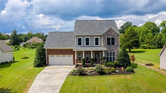168 Northcrest Drive, Stokesdale, NC 27357 (MLS #979543) :: Ward & Ward Properties, LLC
