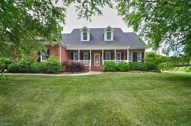 484 Hartman Road, Winston Salem, NC 27127 (MLS #979550) :: Team Nicholson