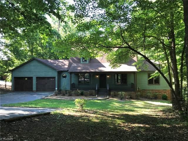 352 Marigold Lane, Lexington, NC 27292 (MLS #979556) :: Ward & Ward Properties, LLC