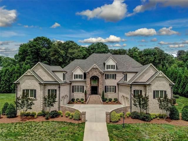 6178 Castlebrook Drive, Summerfield, NC 27358 (MLS #979561) :: Ward & Ward Properties, LLC