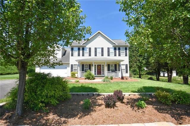 2405 Wynbrook Drive, Winston Salem, NC 27103 (MLS #979563) :: Berkshire Hathaway HomeServices Carolinas Realty