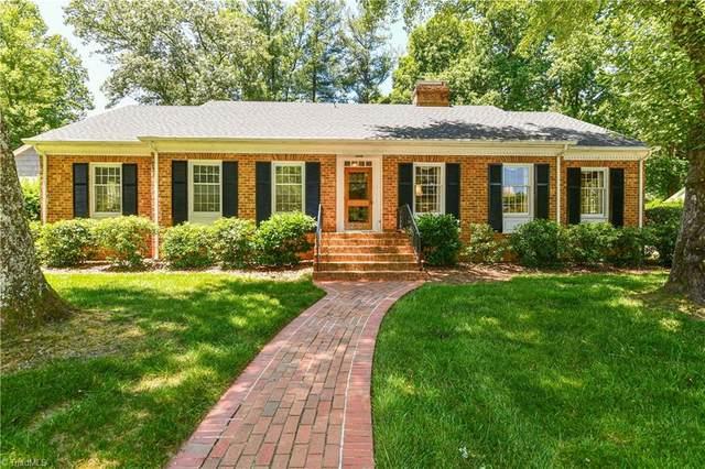 2303 Danbury Road, Greensboro, NC 27408 (MLS #979594) :: Berkshire Hathaway HomeServices Carolinas Realty
