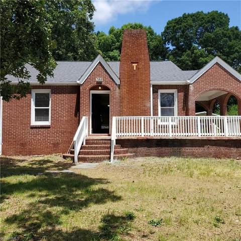 388 River Drive, Linwood, NC 27299 (MLS #979633) :: Berkshire Hathaway HomeServices Carolinas Realty