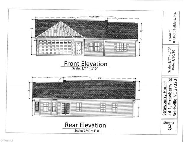 645 Strawberry Road, Reidsville, NC 27320 (MLS #979688) :: Berkshire Hathaway HomeServices Carolinas Realty