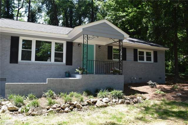 3403 Normandy Road, Greensboro, NC 27408 (MLS #979691) :: Berkshire Hathaway HomeServices Carolinas Realty