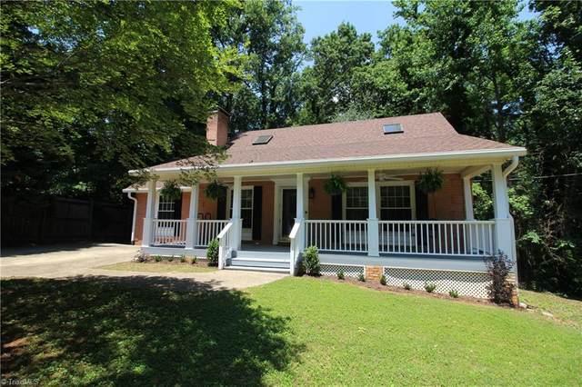 3224 Wilshire Drive, Greensboro, NC 27408 (MLS #979696) :: Berkshire Hathaway HomeServices Carolinas Realty