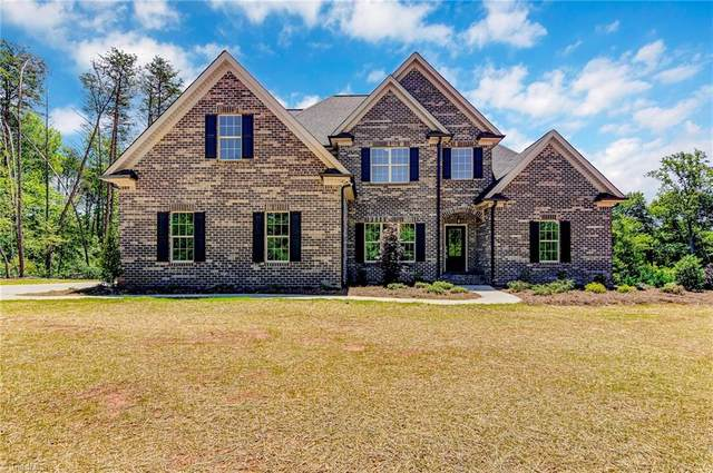8218 Wendy Gayle Drive, Stokesdale, NC 27357 (MLS #979732) :: Berkshire Hathaway HomeServices Carolinas Realty