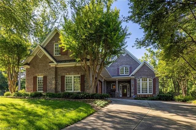 122 Spring Creek Court, Winston Salem, NC 27106 (MLS #979750) :: Ward & Ward Properties, LLC