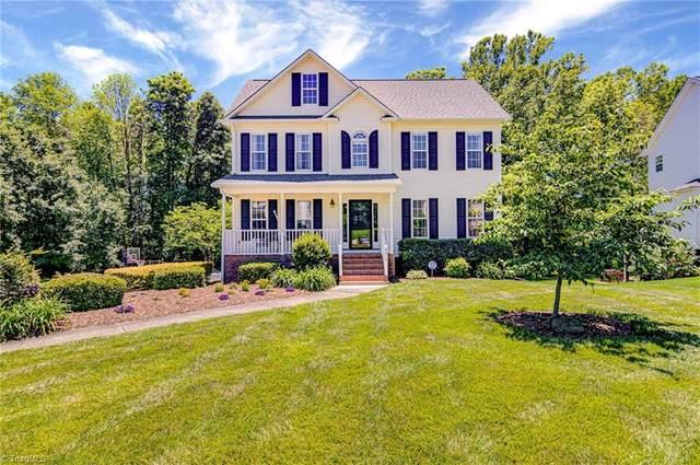 4076 Tolley Ridge Lane, Winston Salem, NC 27106 (MLS #979763) :: Berkshire Hathaway HomeServices Carolinas Realty