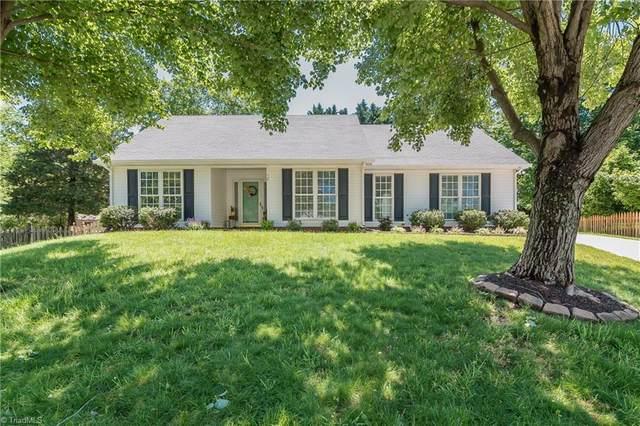 12 Montford Court, Greensboro, NC 27455 (MLS #979798) :: Berkshire Hathaway HomeServices Carolinas Realty