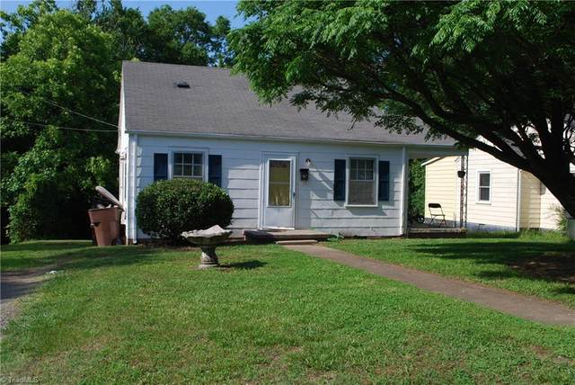 210 Craig Street, Greensboro, NC 27406 (MLS #979832) :: Berkshire Hathaway HomeServices Carolinas Realty