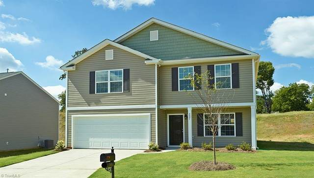 5011 Black Forest Drive #59, Greensboro, NC 27405 (MLS #979838) :: Ward & Ward Properties, LLC