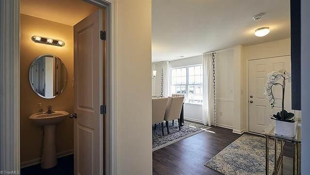 112 Saddlehorse Lane #67, Greensboro, NC 27405 (MLS #979860) :: Ward & Ward Properties, LLC