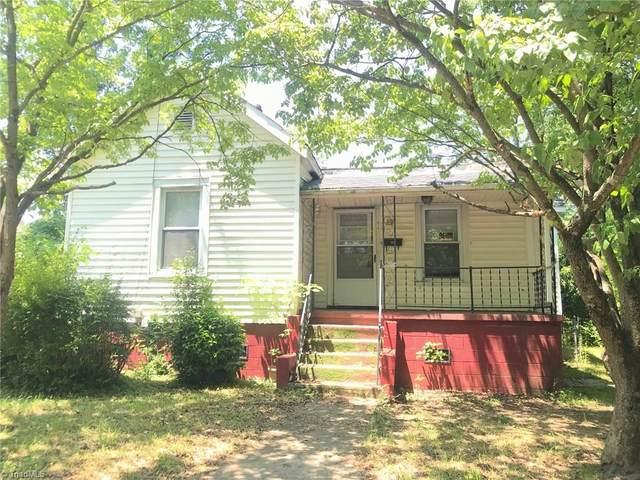 1814 Locust Avenue, Winston Salem, NC 27105 (#979864) :: Premier Realty NC