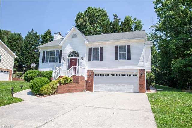 5516 Pebble Garden Court, Greensboro, NC 27407 (MLS #979868) :: Berkshire Hathaway HomeServices Carolinas Realty