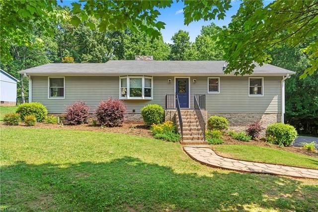7211 Lalanda Drive, Lewisville, NC 27023 (MLS #979912) :: Berkshire Hathaway HomeServices Carolinas Realty