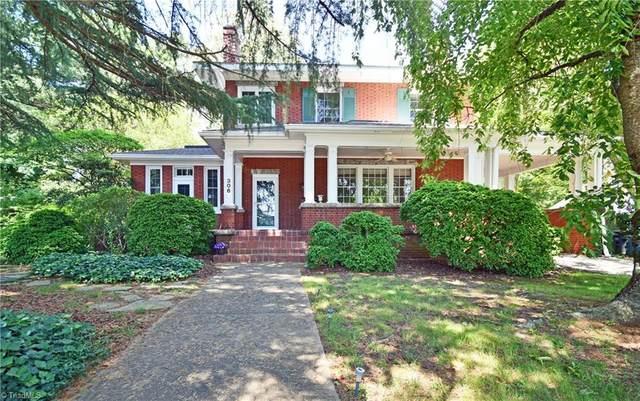 306 S Sunset Drive, Winston Salem, NC 27103 (MLS #979913) :: Berkshire Hathaway HomeServices Carolinas Realty