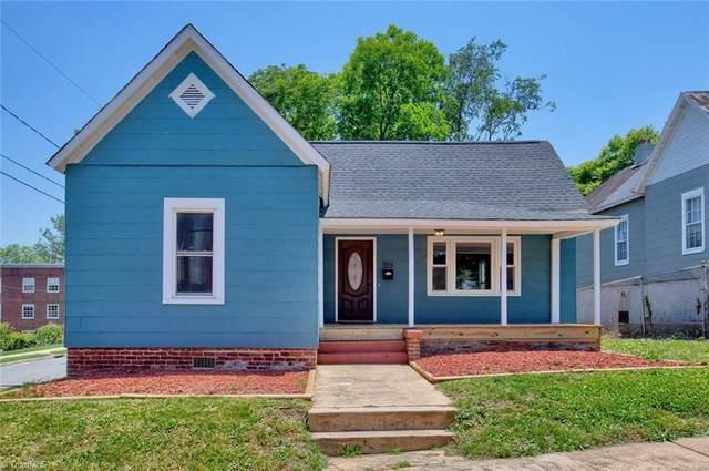 804 W Bank Street, Winston Salem, NC 27101 (MLS #979988) :: Ward & Ward Properties, LLC