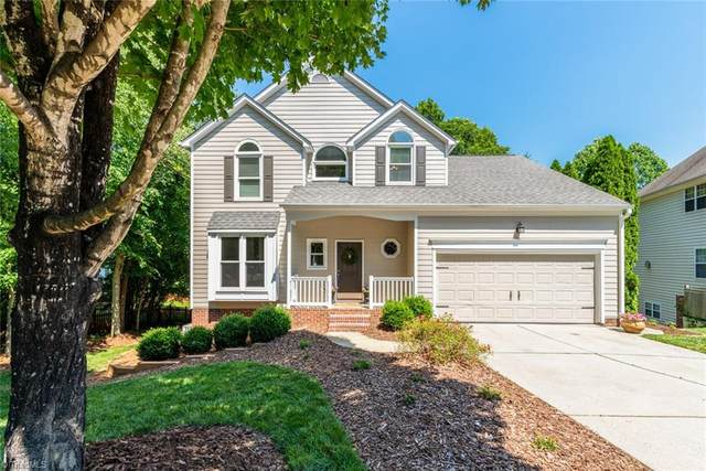 3 Chestnut Bluffs Court, Greensboro, NC 27407 (MLS #980008) :: Berkshire Hathaway HomeServices Carolinas Realty
