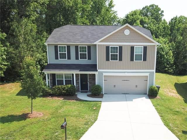 2667 Leighswood Drive, Winston Salem, NC 27106 (MLS #980026) :: Berkshire Hathaway HomeServices Carolinas Realty