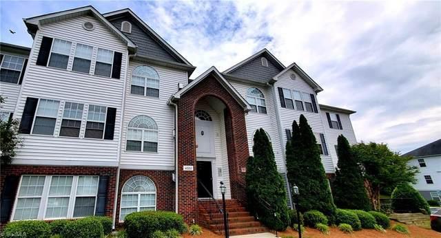 4320 Cedarcroft Court 2A, Greensboro, NC 27409 (MLS #980048) :: Berkshire Hathaway HomeServices Carolinas Realty